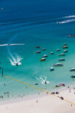 Koh Larn ,Pattaya ,Thailand. Seas and Oceans Stock Photos