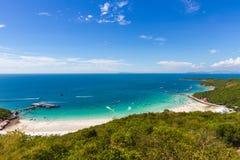 Koh Larn ,Pattaya ,Thailand. Seas and Oceans Royalty Free Stock Photography