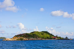 Koh larn pattaya thailand Royalty Free Stock Photos