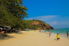 KOH LARN strand, Pattaya, Thailand Stock Foto