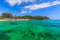 Koh Lipe, επαρχία Satun, Ταϊλάνδη Στοκ εικόνα με δικαίωμα ελεύθερης χρήσης