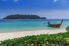 Koh Lipe, επαρχία Satun, Ταϊλάνδη Στοκ φωτογραφία με δικαίωμα ελεύθερης χρήσης