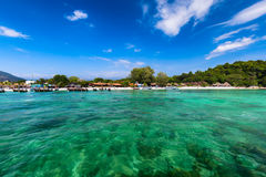 Koh Lipe, επαρχία Satun, Ταϊλάνδη Στοκ εικόνες με δικαίωμα ελεύθερης χρήσης