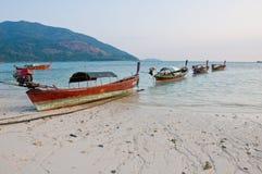 Koh Lipe, το ομορφότερο νησί στην Ταϊλάνδη Στοκ Εικόνα