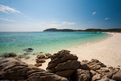 KOH Lipe de la playa del paraíso de la isla de Tailandia Imágenes de archivo libres de regalías