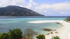 Koh Lipe Famous Island Of Thailand stock video footage