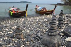 Koh Lipe i Thailand Fotografering för Bildbyråer