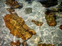 Koh Lipe, Thailand. Koh Lipe island snorkelling water Stock Image