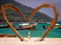Koh Lipe, Thailand. Koh Lipe island. Sunrise Beach Royalty Free Stock Images