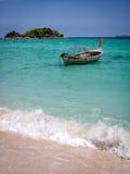 Koh Lipe, Thailand. Koh Lipe island. Walking Street Stock Images