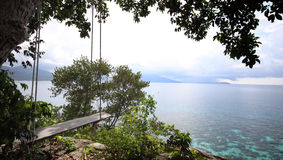 Koh lipe Maldive in thailand Royalty Free Stock Images