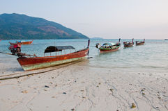 Koh Lipe, The most beatiful island in Thailand Stock Image
