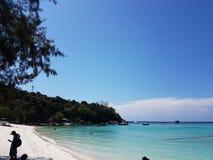 Koh Lipe plaża zdjęcia royalty free