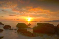 KOH Lipe, Satun Provinz, Thailand. stockfotos