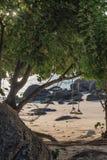 Koh Lipe, situado en el mar de Tailandia Andaman, parte de Tarutao Marine Park, provincia de Satun Imagen de archivo libre de regalías