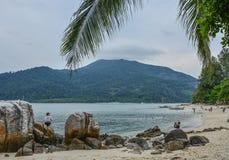 Seascape of Koh Lipe, Thailand stock photos