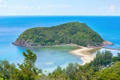 Koh Ma island near Koh Phangan Stock Photography