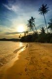 Koh Mak beach in Thailand. Stock Image