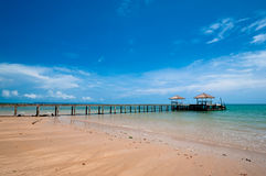 Koh mak island Royalty Free Stock Images