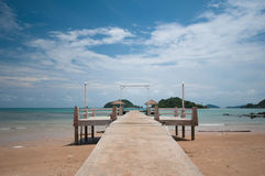 Koh mak island Stock Photo