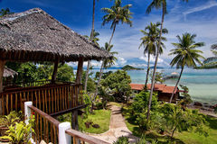 Koh Mak paradise Royalty Free Stock Photography