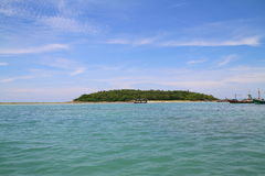 Koh Mat island - Chaweng - Thailand Royalty Free Stock Images