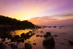 Koh Mat Sum Island Stock Afbeelding