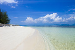 Koh Mat Sum Island. Royalty Free Stock Photo