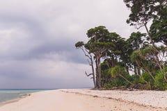 Koh Miang, die zweitgrösste Insel von Similan-Inseln stockbilder