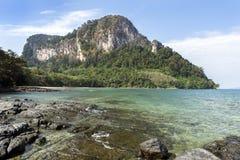 Koh Mook Coast Line Imagen de archivo libre de regalías