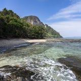 Koh Mook Coast Line Fotografía de archivo