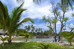 Koh Mook Coast Line Fotos de archivo