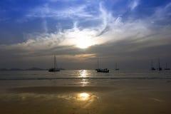 Koh Mook Sundown. Stock Photography