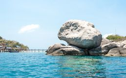 Koh Nang Yuan Stock Photos