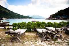 Koh Nang Yuan Island Royalty Free Stock Photos