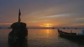 Koh Nang Yuan perto de Koh Tao, o Golfo da Tail?ndia, Tail?ndia, ?sia video estoque