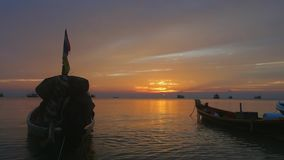 Koh Nang Yuan près de Koh Tao, le golfe de Thaïlande, Thaïlande, Asie banque de vidéos