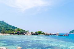 Koh nang yuan Stock Photography
