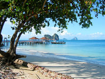 Koh Ngai Royalty Free Stock Photography