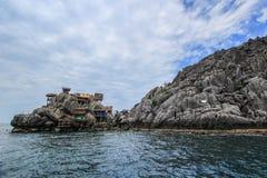 Koh Ngam Noi, parc national d'îles de Chumphon Images libres de droits