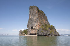 Koh Nok horizontal Royalty Free Stock Photo