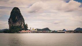 Koh Panyee, Phang Nga, Thailand Stock Image