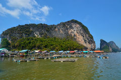 Koh Panyee Stock Photos