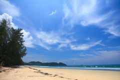 Koh Payam. Payam Beach in Andaman Sea Stock Images