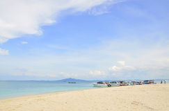 Koh Phai or Bamboo Island Royalty Free Stock Images