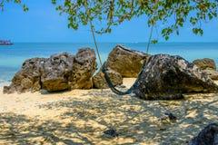 Koh Phaluai, MU Ko Ang Thong National Park, o Golfo da Tailândia, si imagens de stock royalty free