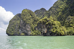 Koh Phanak Royalty Free Stock Photos