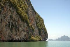 Koh Phanak, Phang Zatoka Nga Zdjęcia Royalty Free