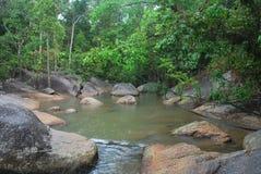 koh phangan Στοκ Φωτογραφία