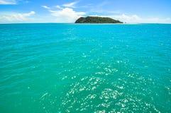 Koh Phangan Beach Arkivbilder